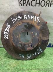 Запчасть диск тормозной передний TOYOTA ISIS 2004-2009