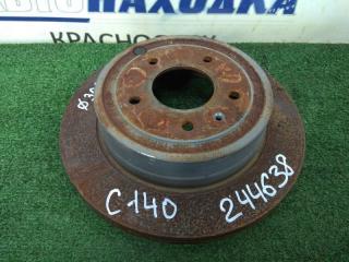 Запчасть диск тормозной задний CHEVROLET CAPTIVA 2011-2013