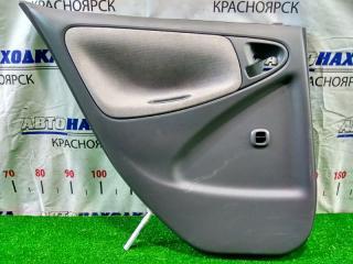 Обшивка двери задняя левая TOYOTA PLATZ 1999-2002