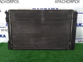 Радиатор двигателя AUDI A6 2004-2008