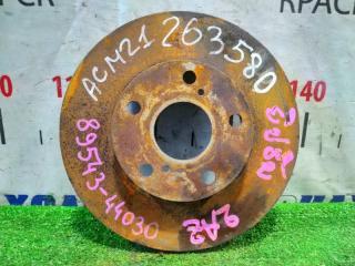 Запчасть диск тормозной передний TOYOTA IPSUM 2001-2007