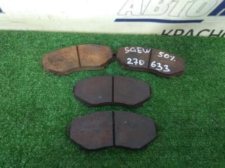 Колодки тормозные передние MAZDA BONGO FRIENDEE 1995-2005
