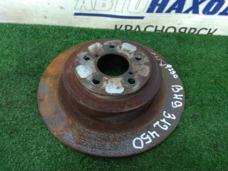 Запчасть диск тормозной задний SUBARU LEGACY 1998-2001