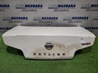 Крышка багажника задняя NISSAN SKYLINE 2003-2007