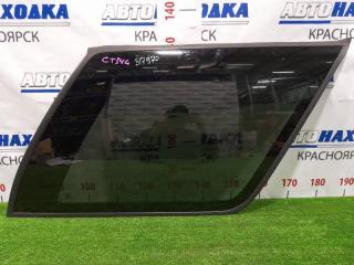 Запчасть стекло собачника заднее правое CHEVROLET BLAZER 1998-2005