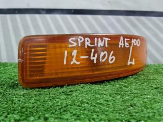 Повторитель в бампер передний левый TOYOTA SPRINTER 1993-1995