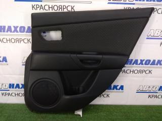 Обшивка двери задняя правая MAZDA AXELA 2003-2006
