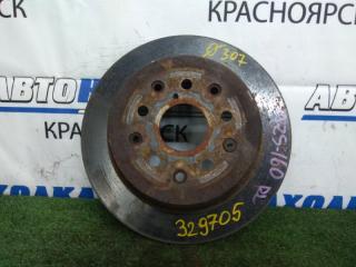 Запчасть диск тормозной задний TOYOTA ARISTO 1997-2000