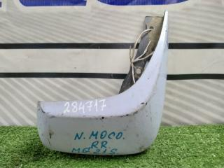Запчасть брызговик задний правый NISSAN MOCO 2002-2006