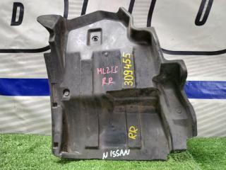 Запчасть подкрылок задний правый NISSAN ROOX 2009-2013