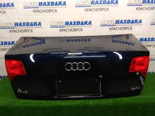 Крышка багажника задняя AUDI A4 2004-2007