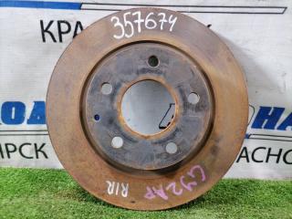 Запчасть диск тормозной задний MAZDA ATENZA 2015-2018
