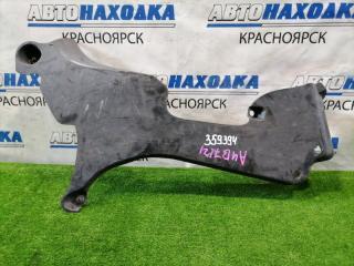 Защита бензобака задняя AUDI A4 2004-2007