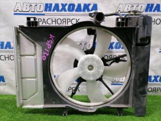 Вентилятор радиатора TOYOTA VITZ 2010-2014