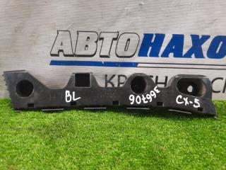 Запчасть клипса бампера задняя левая MAZDA CX-5 2012-2014