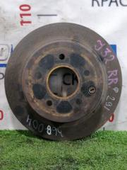 Запчасть диск тормозной задний NISSAN TEANA 2008-2012