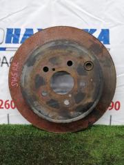 Запчасть диск тормозной задний SUBARU FORESTER 2007-2010