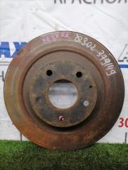 Запчасть диск тормозной задний MAZDA CX-5 2012-2014