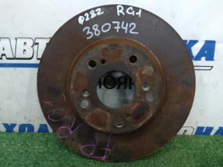 Запчасть диск тормозной передний HONDA STEPWGN 2007-2009