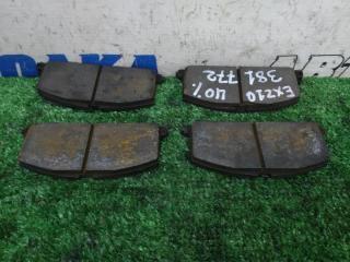 Колодки тормозные передние TOYOTA RAUM 1999-2003