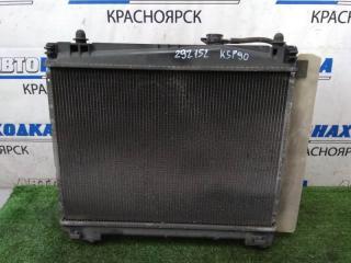 Радиатор двигателя TOYOTA VITZ 2005-2010