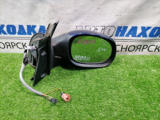 Запчасть зеркало переднее правое PEUGEOT 1007 2005-2009