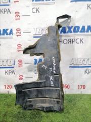 Защита радиатора передняя левая NISSAN NOTE 2012-2014