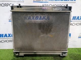 Радиатор двигателя TOYOTA RACTIS 2005-2007