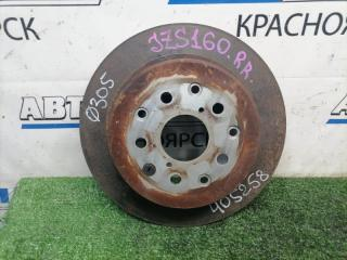 Запчасть диск тормозной задний TOYOTA ARISTO 2000-2004
