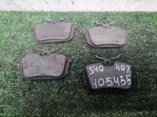 Колодки тормозные задние VOLVO S40 1995-2000