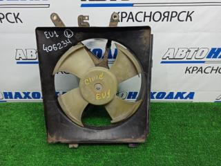 Вентилятор радиатора левый HONDA CIVIC 2000-2005