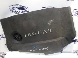 Запчасть декоративная накладка двигателя Jaguar XF