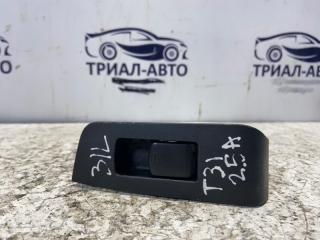 Запчасть кнопка стеклоподъемника одиночная задняя левая Nissan X-Trail 2007-2014