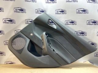 Обшивка двери задняя правая Ford Focus 2010-2018