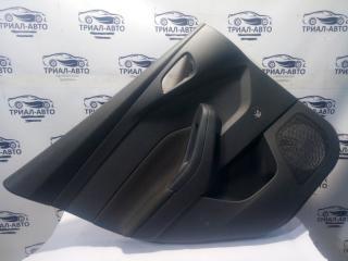 Обшивка двери задняя левая Ford Focus 2010-2018