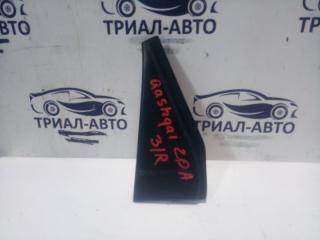 Запчасть уголок задний правый Nissan Qashqai 2006-2013