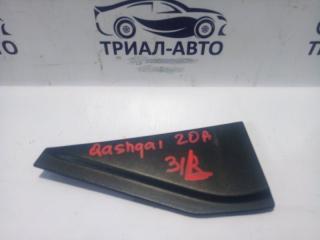 Запчасть уголок задний левый Nissan Qashqai 2006-2013