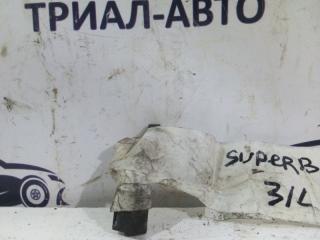 Запчасть датчик abs задний левый Skoda Superb 2008-2015