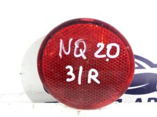 Запчасть катафот бампера задний правый Nissan Qashqai 2006-2013