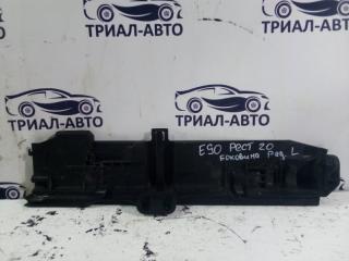 Запчасть дефлектор радиатора левый BMW 3 2008-2013