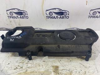 Запчасть декоративная накладка двигателя Skoda Superb 2008-2015
