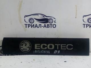Запчасть декоративная накладка двигателя Opel Insignia 2008-2013