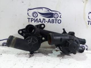 Запчасть корпус термостата Skoda Superb 2008-2015