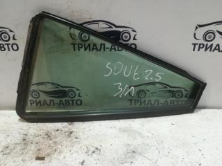 Запчасть стекло двери заднее левое Subaru Outback 2009-2015