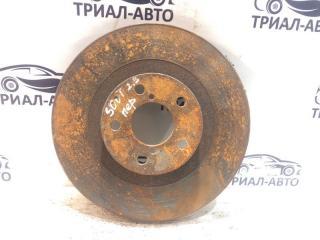 Запчасть диск тормозной передний Subaru Outback 2009-2015