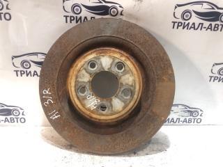 Запчасть диск тормозной задний правый Jaguar XF