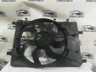Запчасть диффузор с вентилятором радиатора Opel Astra J 2010-2012