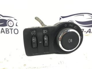 Запчасть переключатель света Opel Astra J