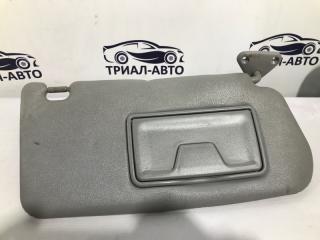 Запчасть козырек солнцезащитный правый Mitsubishi Lancer 2003-2007
