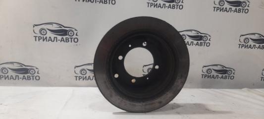 Запчасть диск тормозной задний Mitsubishi Lancer 2003-2007